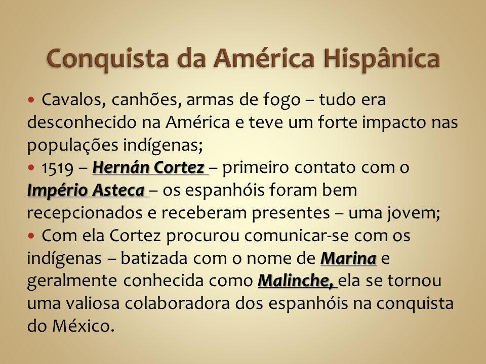 Conquista da América Hispânica