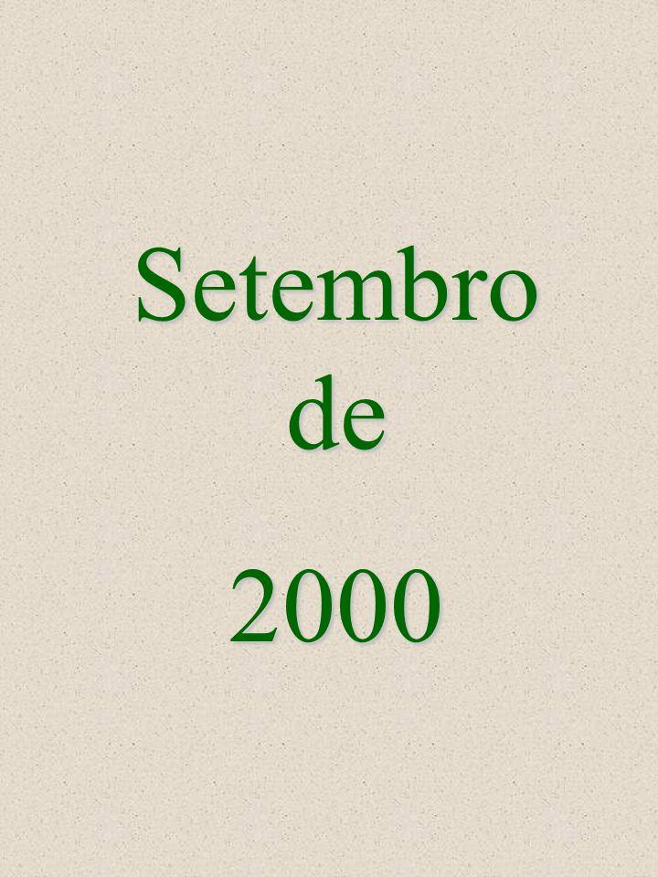 Setembro de 2000