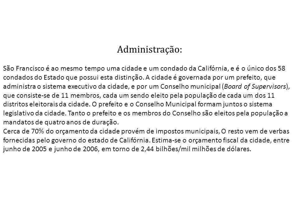 Administração: