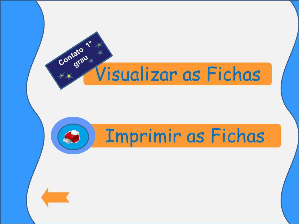 Contato 1º grau Visualizar as Fichas Imprimir as Fichas