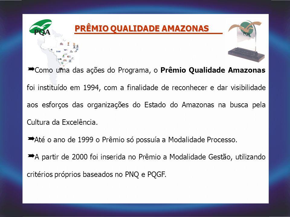 PRÊMIO QUALIDADE AMAZONAS