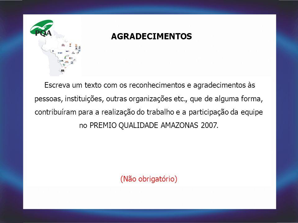 AGRADECIMENTOS
