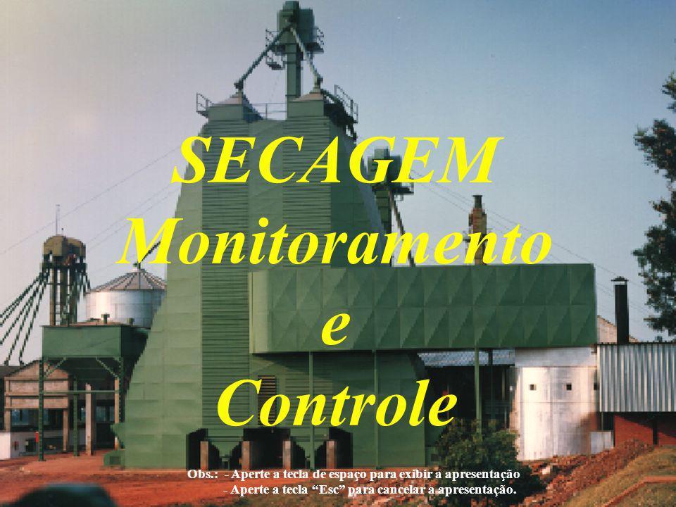SECAGEM Monitoramento e Controle