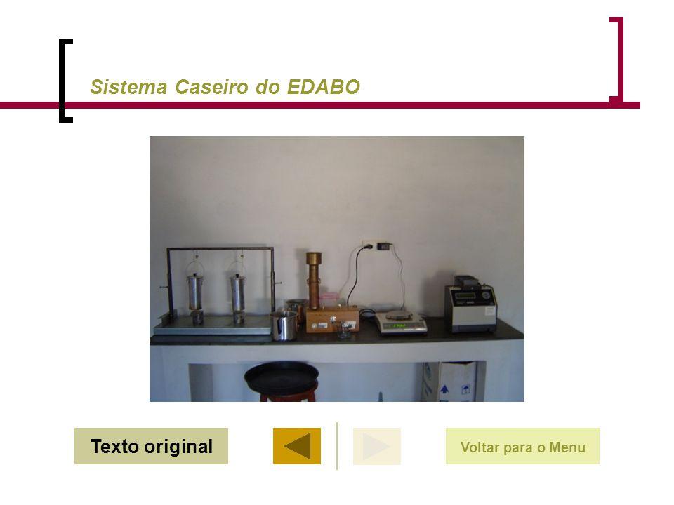Sistema Caseiro do EDABO