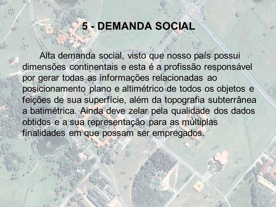 5 - DEMANDA SOCIAL
