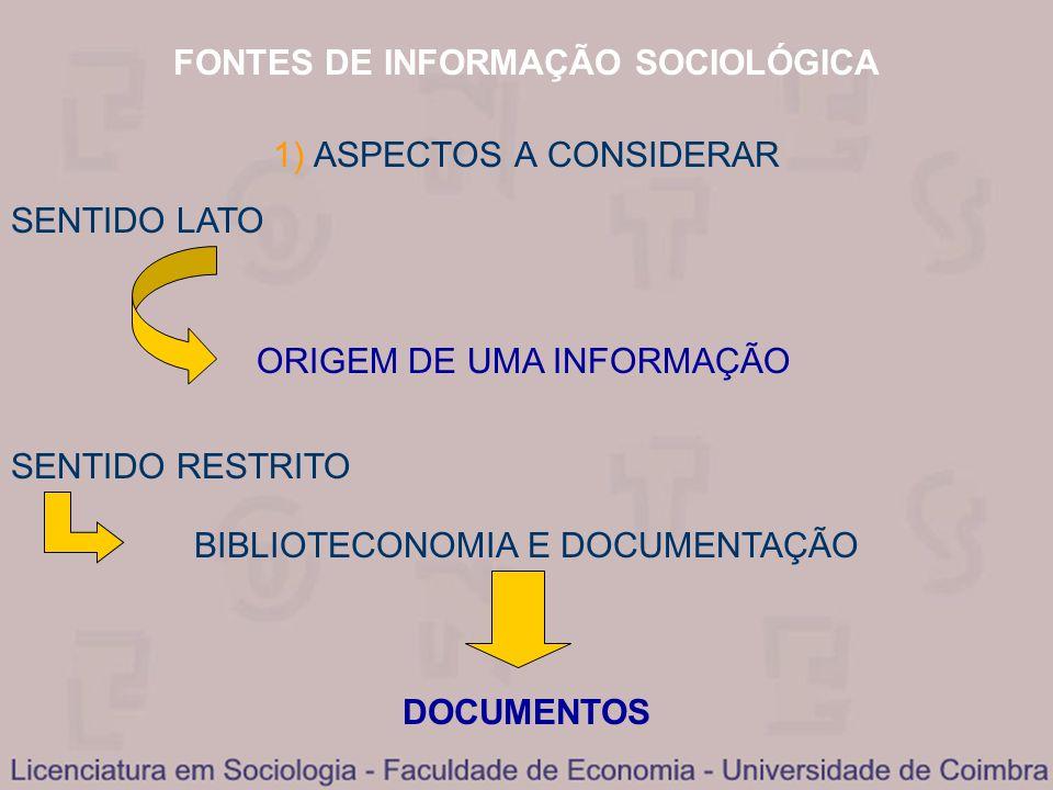 1) ASPECTOS A CONSIDERAR