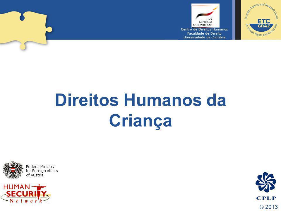 Direitos Humanos da Criança