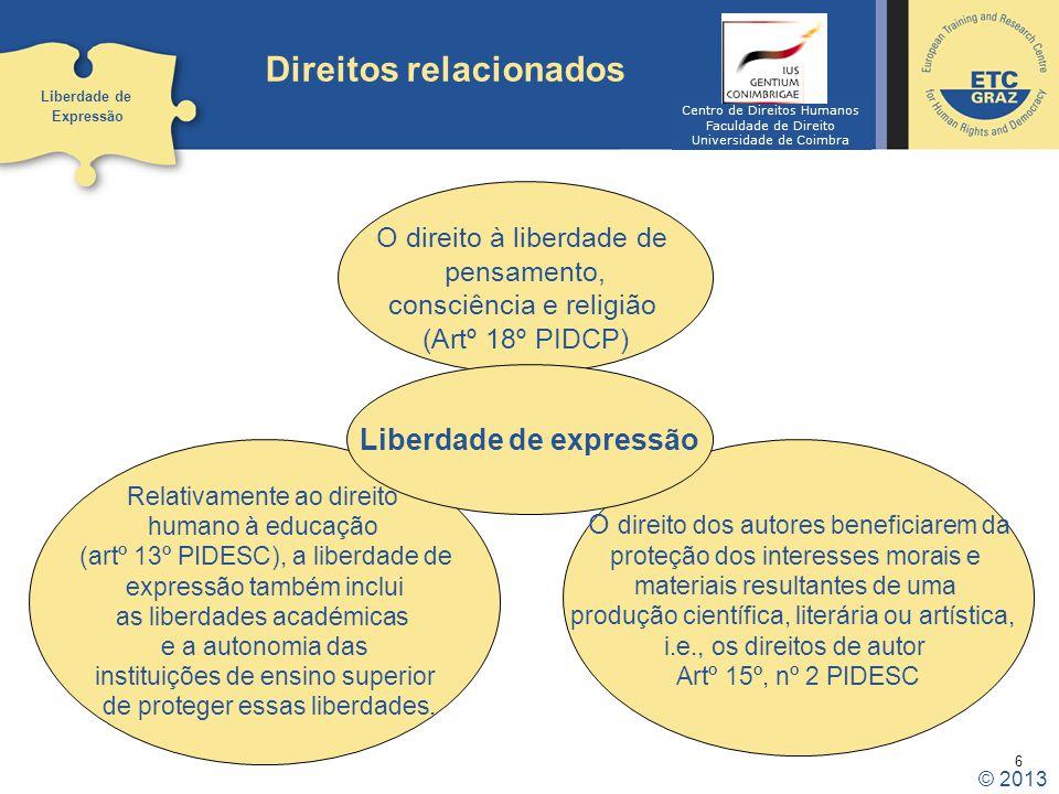 Direitos relacionados