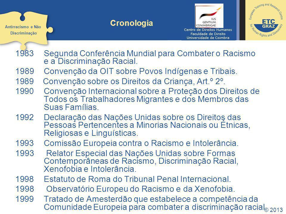 1989 Convenção da OIT sobre Povos Indígenas e Tribais.