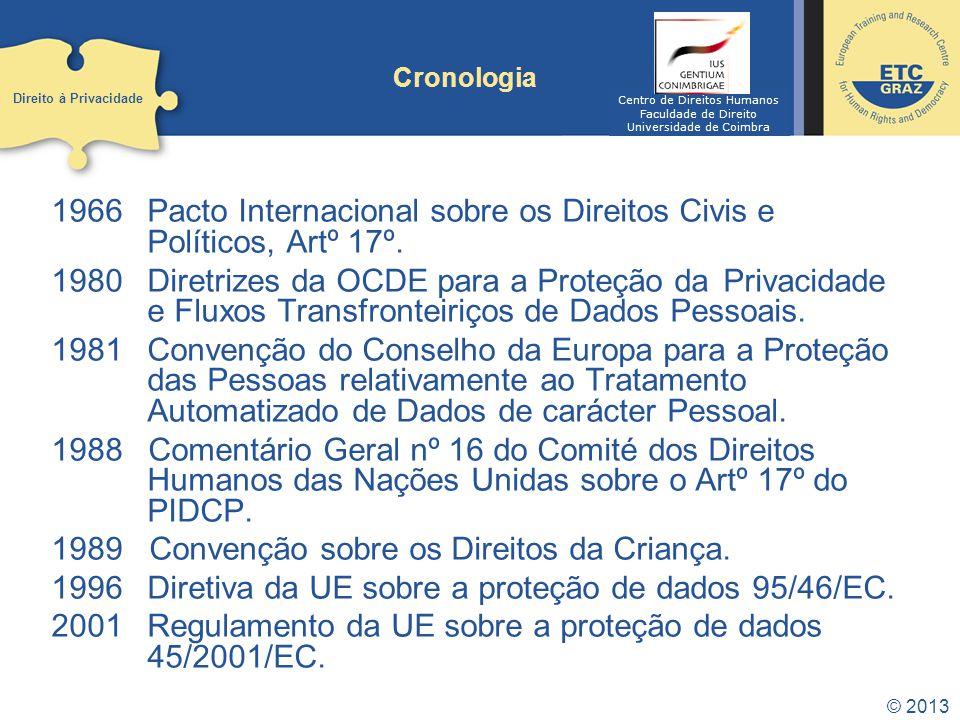 1989 Convenção sobre os Direitos da Criança.