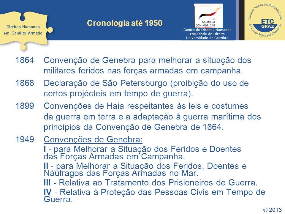 1949 Convenções de Genebra: