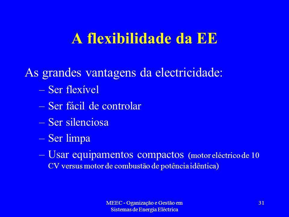 MEEC - Oganização e Gestão em Sistemas de Energia Eléctrica