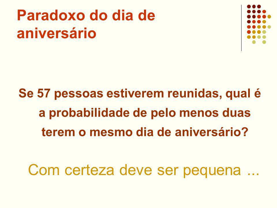 Paradoxo do dia de aniversário