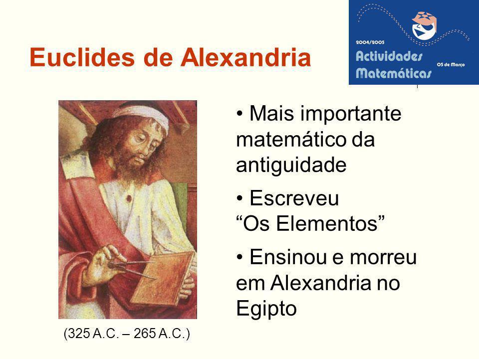 Euclides de Alexandria