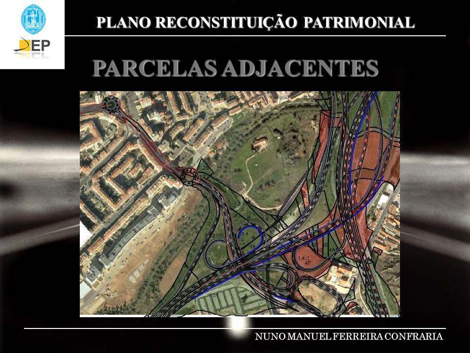 PARCELAS ADJACENTES NUNO MANUEL FERREIRA CONFRARIA