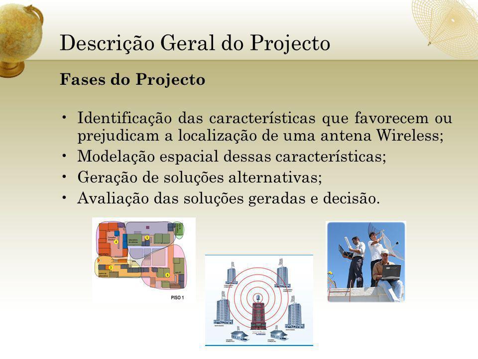 Descrição Geral do Projecto
