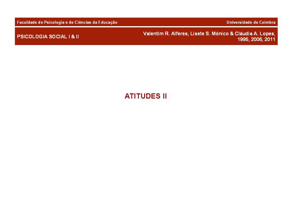 ATITUDES II