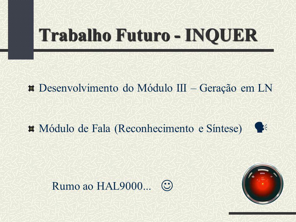 Trabalho Futuro - INQUER