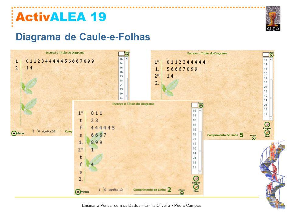 ActivALEA 19 Diagrama de Caule-e-Folhas