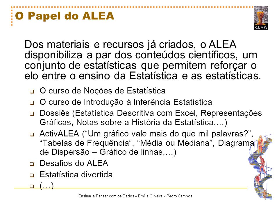 O Papel do ALEA