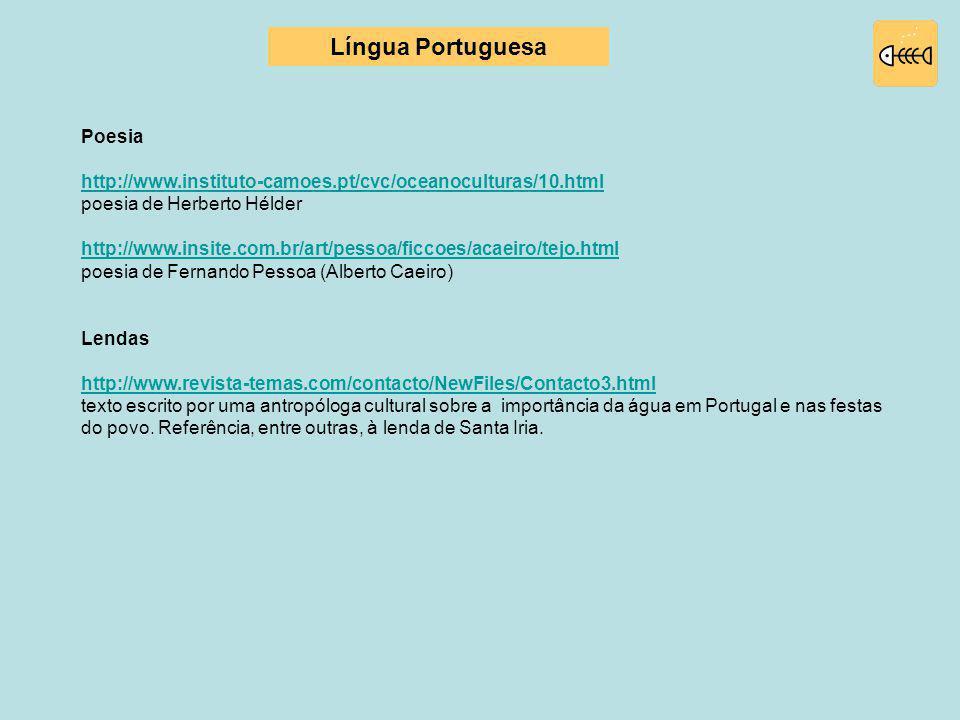 Língua Portuguesa Poesia