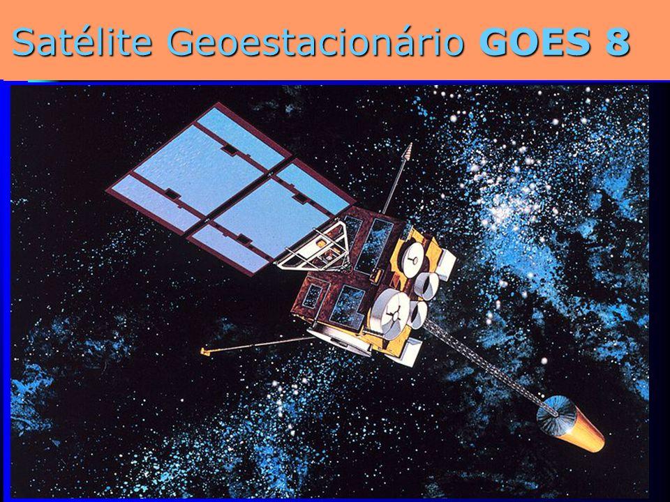Satélite Geoestacionário GOES 8