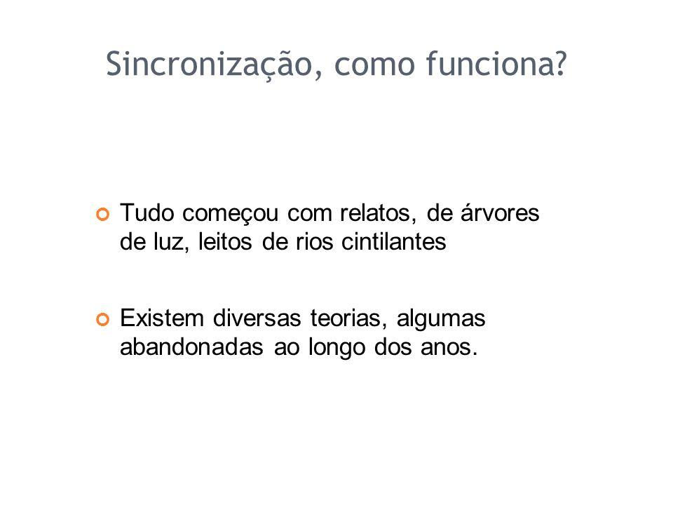 Sincronização, como funciona