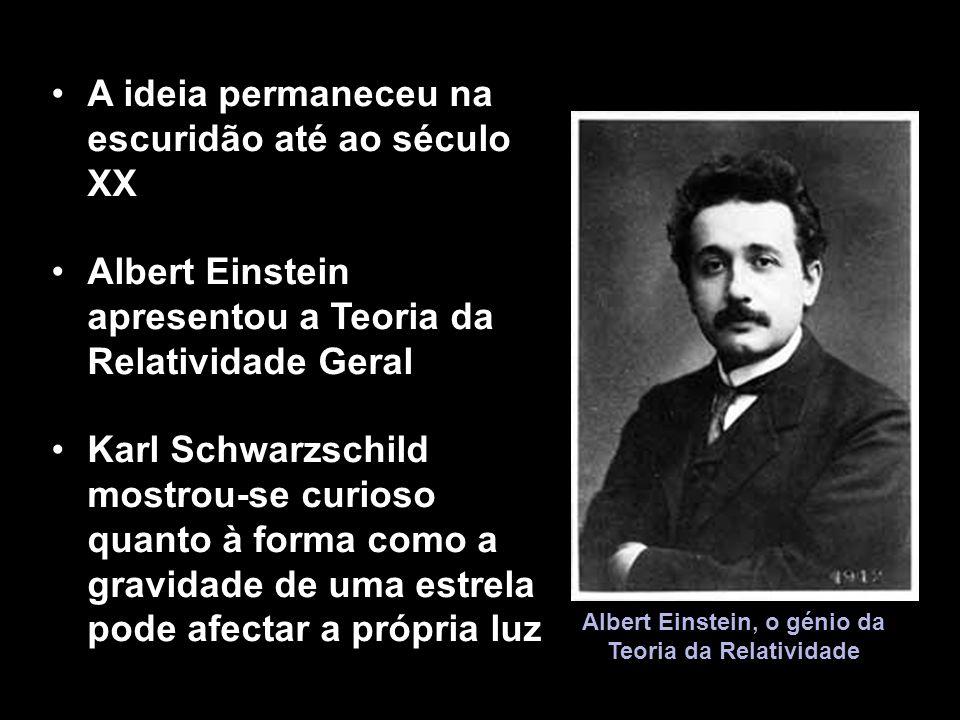 Albert Einstein, o génio da Teoria da Relatividade