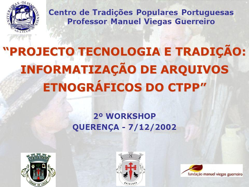 Centro de Tradições Populares Portuguesas Professor Manuel Viegas Guerreiro