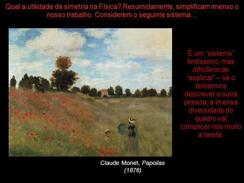 Claude Monet, Papoilas (1876)