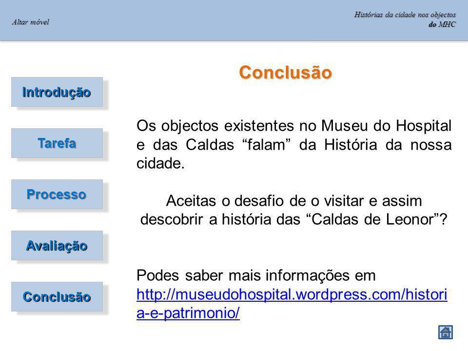 Histórias da cidade nos objectos do MHC