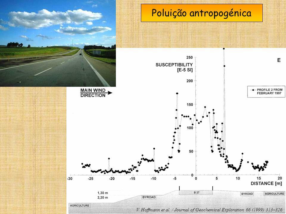 Poluição antropogénica