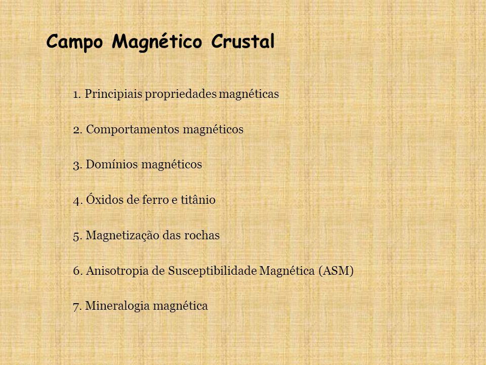 Campo Magnético Crustal