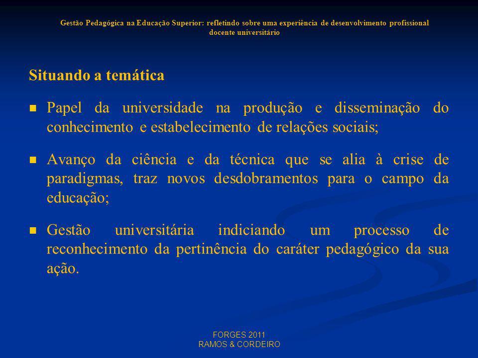 FORGES 2011 RAMOS & CORDEIRO