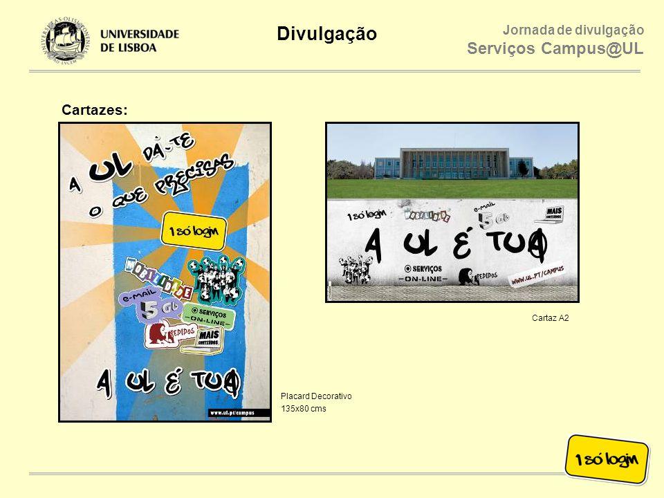 Divulgação Cartazes: Cartaz A2 Placard Decorativo 135x80 cms