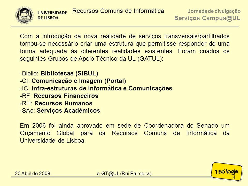 e-GT@UL (Rui Palmeira)