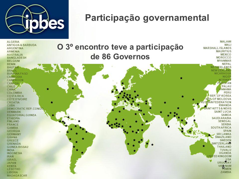 Participação governamental