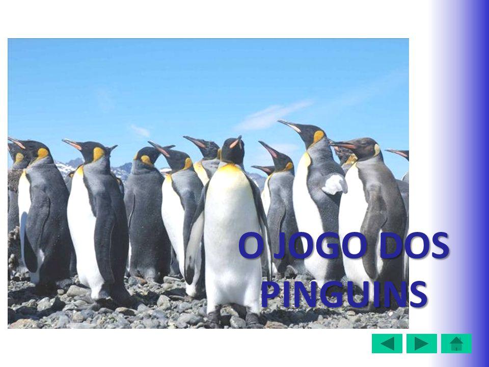 O JOGO DOS PINGUINS
