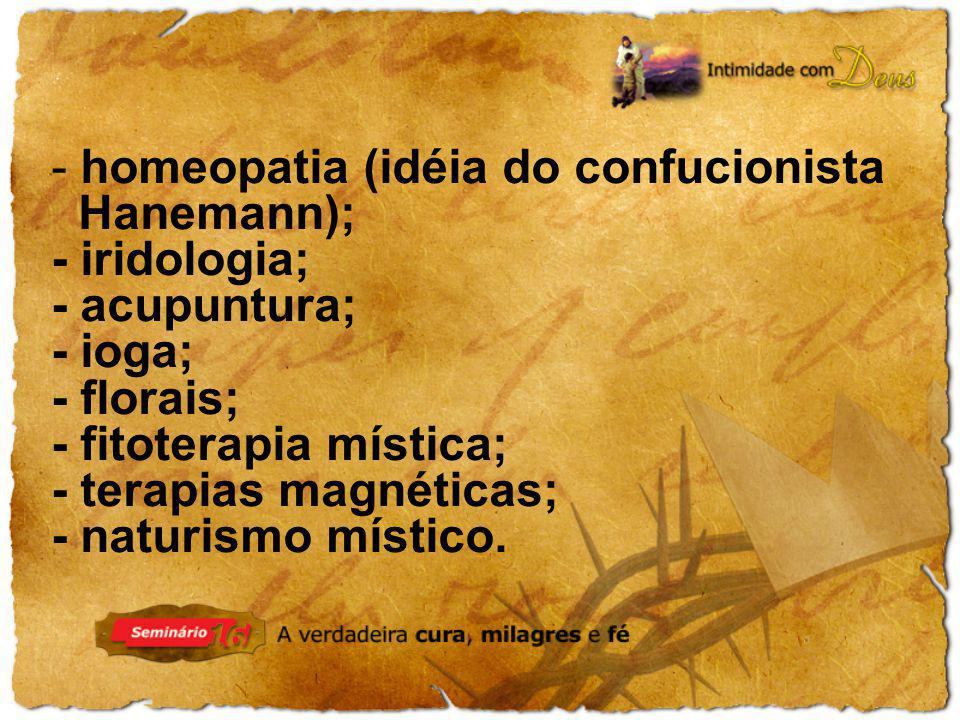 homeopatia (idéia do confucionista