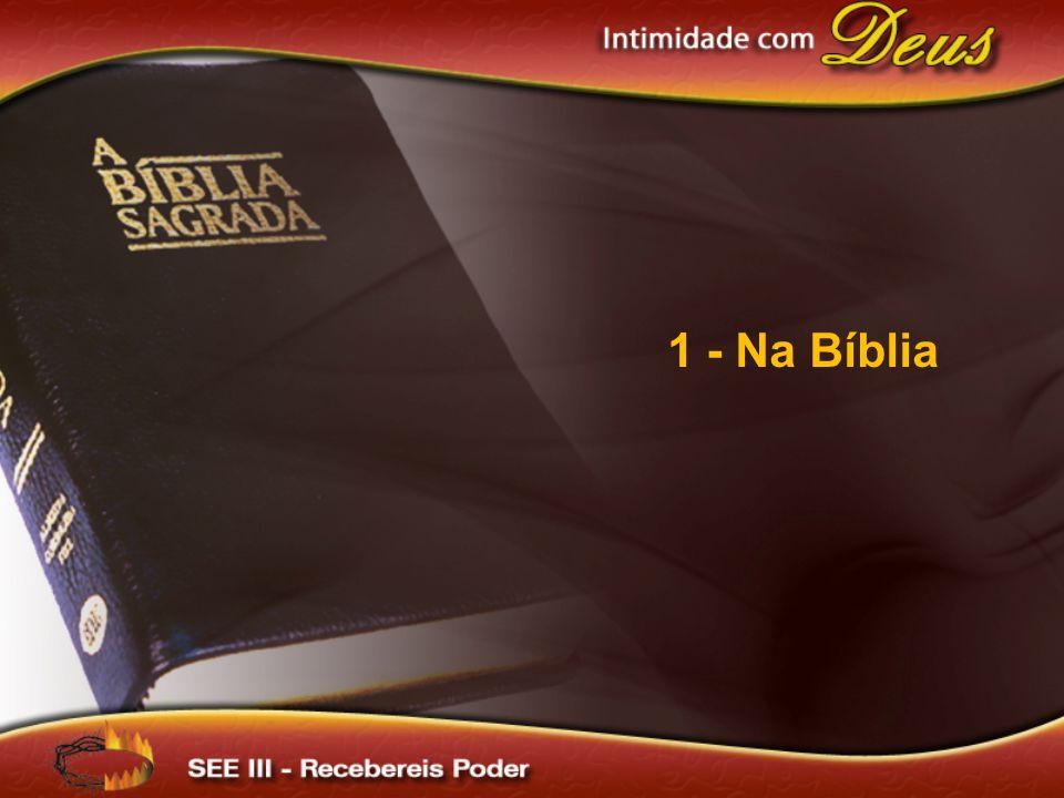 1 - Na Bíblia
