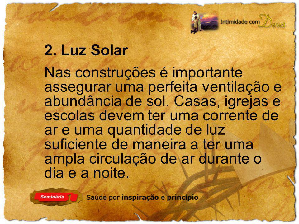 2. Luz Solar