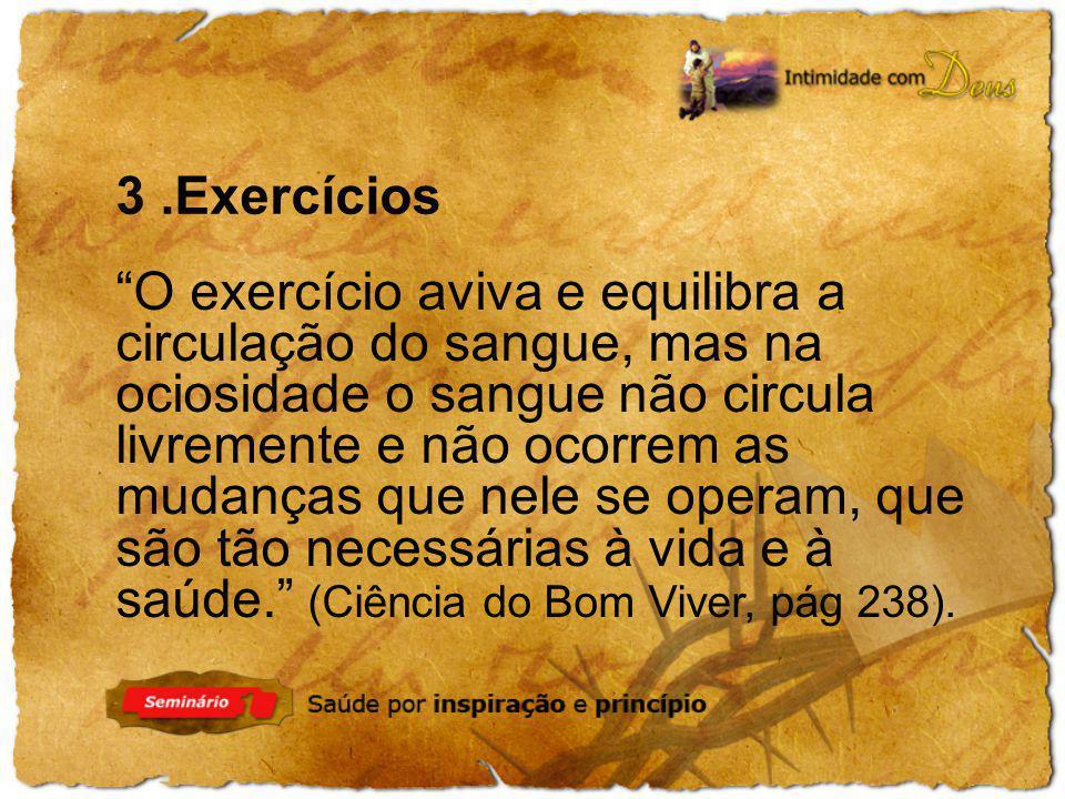 3 .Exercícios
