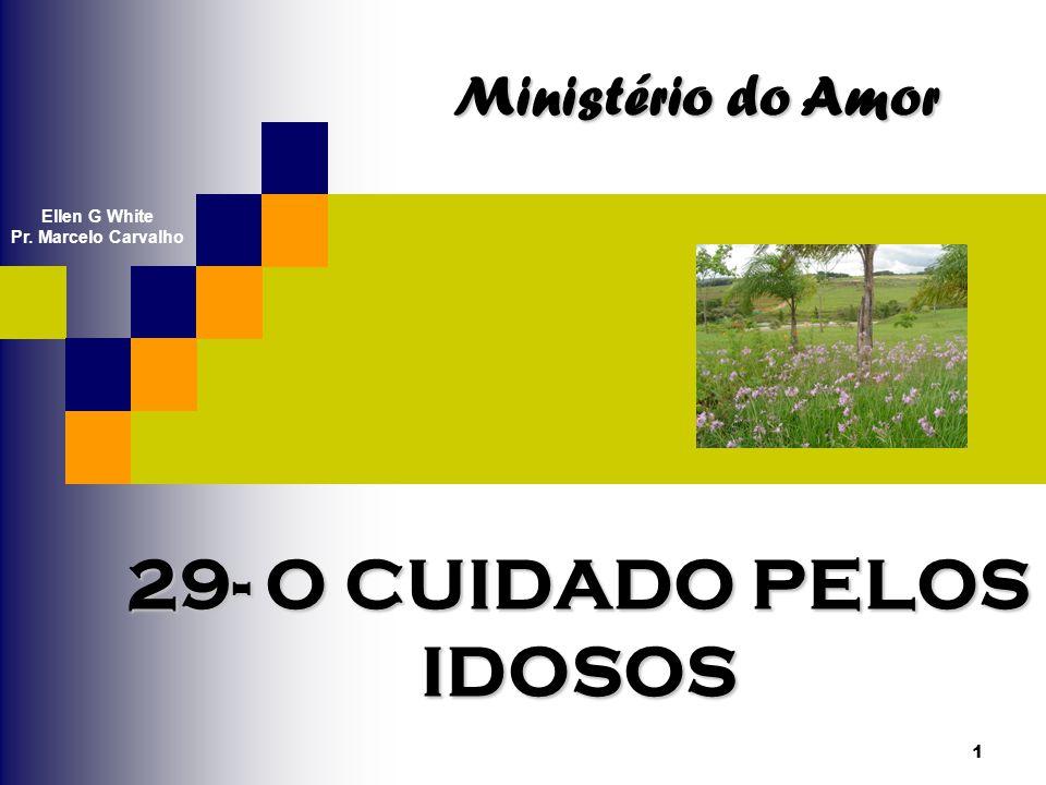 29- O CUIDADO PELOS IDOSOS