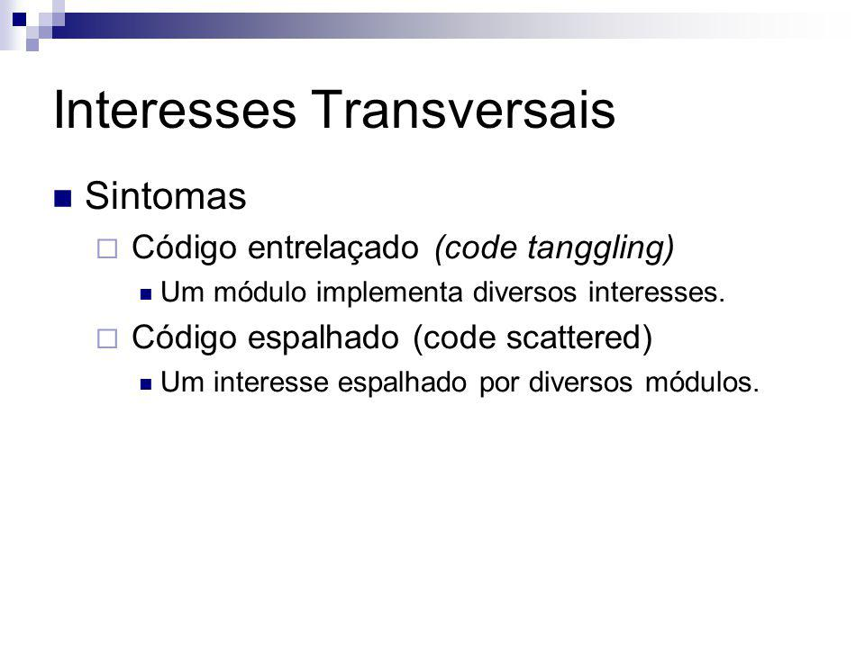 Interesses Transversais