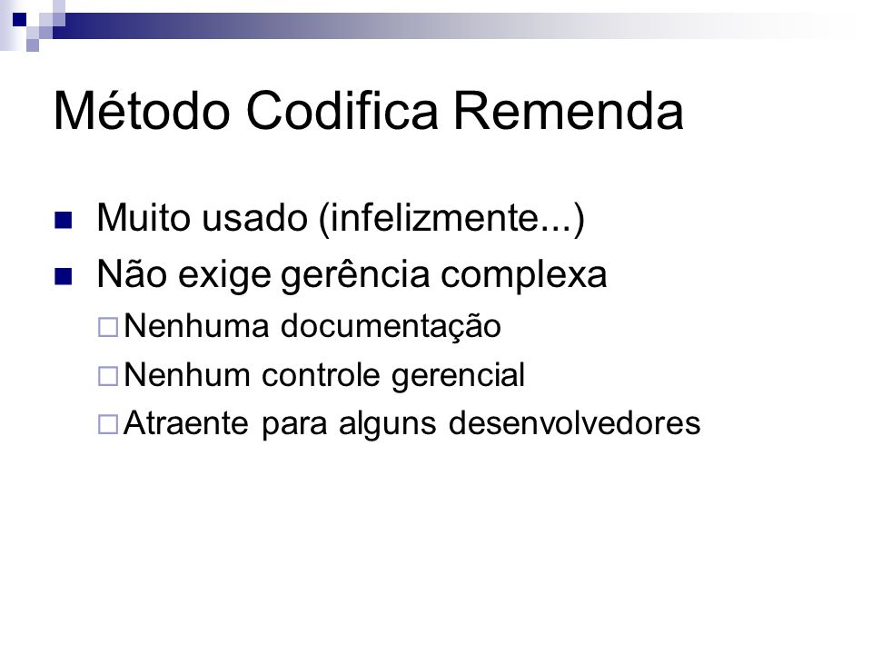 Método Codifica Remenda
