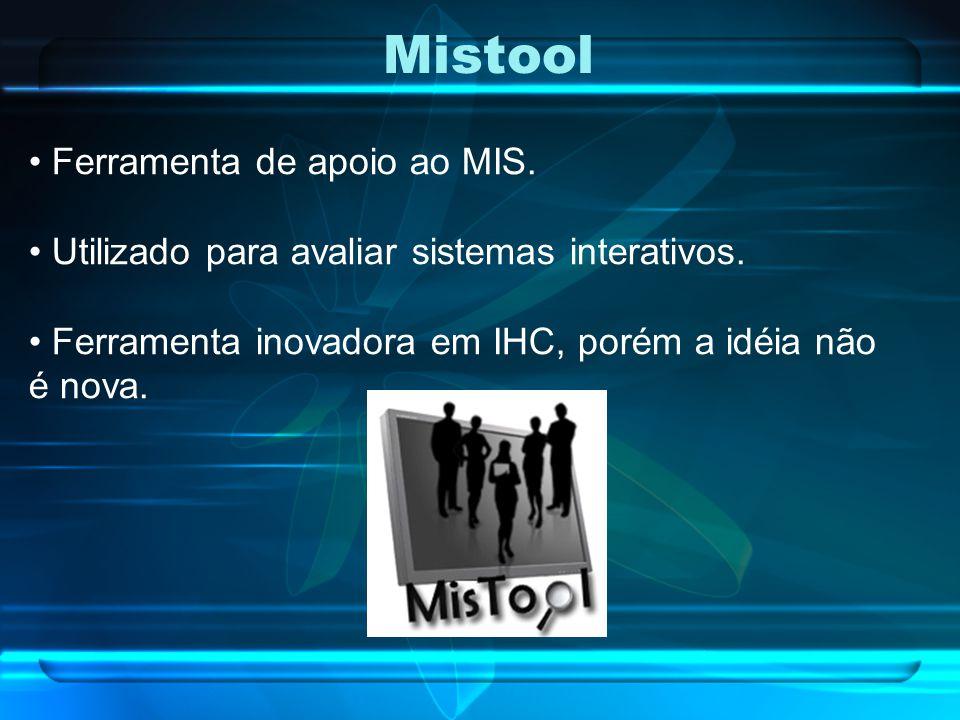 Mistool Ferramenta de apoio ao MIS.