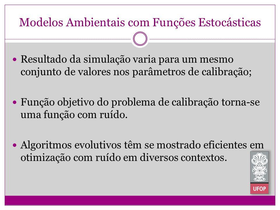 Modelos Ambientais com Funções Estocásticas