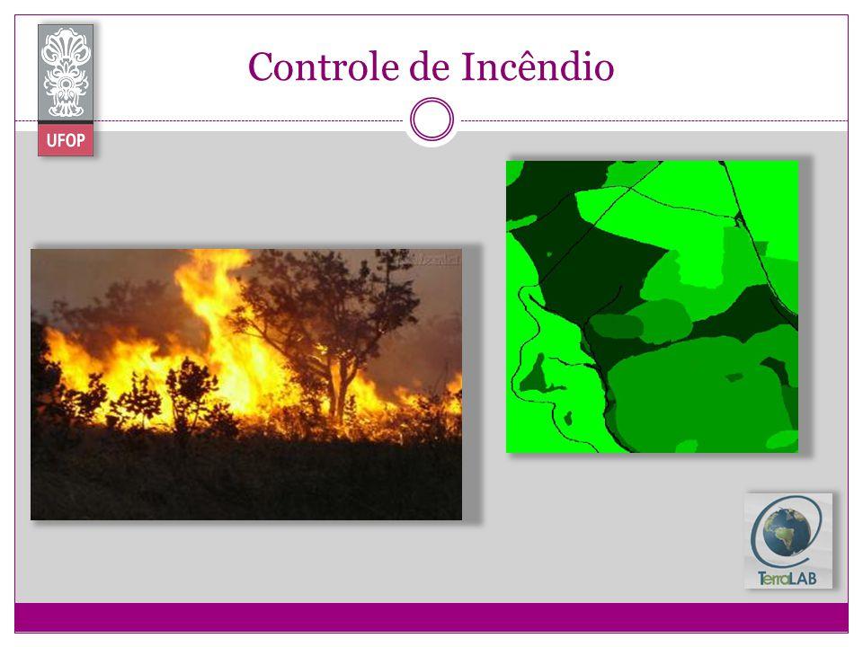 Controle de Incêndio