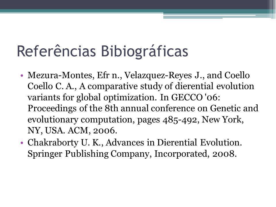 Referências Bibiográficas