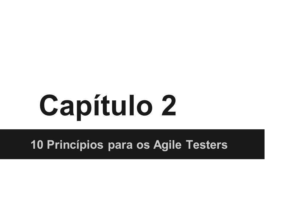 10 Princípios para os Agile Testers